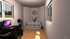 Raumgestaltung Büro (probe) in der Kategorie Büro