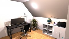 Raumgestaltung Buero Suedstrasse in der Kategorie Büro