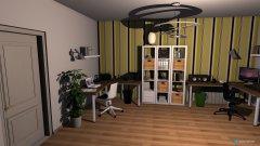 Raumgestaltung Büro u. Sport in der Kategorie Büro