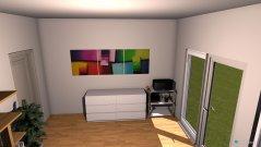 Raumgestaltung Büro Variante in der Kategorie Büro