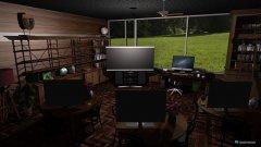 Raumgestaltung Büro VB 4 in der Kategorie Büro