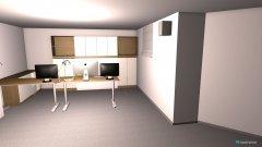 Raumgestaltung Büro vorn in der Kategorie Büro