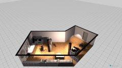 Raumgestaltung Büro01 in der Kategorie Büro