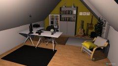 Raumgestaltung Büro1 in der Kategorie Büro