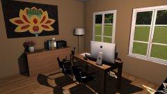 Raumgestaltung Büro2 in der Kategorie Büro