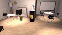 Raumgestaltung Büro_C2 in der Kategorie Büro