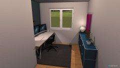 Raumgestaltung Büro_v2 in der Kategorie Büro