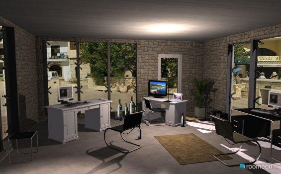Raumgestaltung BueroBella in der Kategorie Büro