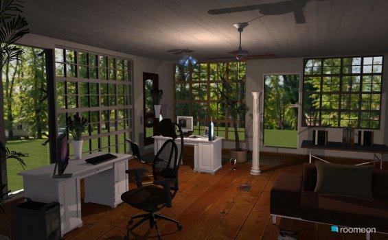 Raumgestaltung BUERONEU1 in der Kategorie Büro
