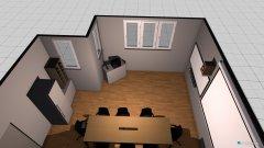 Raumgestaltung Bürovorstellung 8 in der Kategorie Büro