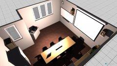 Raumgestaltung Bürovorstellung version 1 in der Kategorie Büro