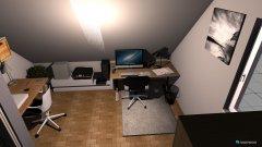 Raumgestaltung Bürozimmer in der Kategorie Büro