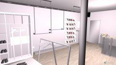 Raumgestaltung Cartocon Store Whitehall in der Kategorie Büro