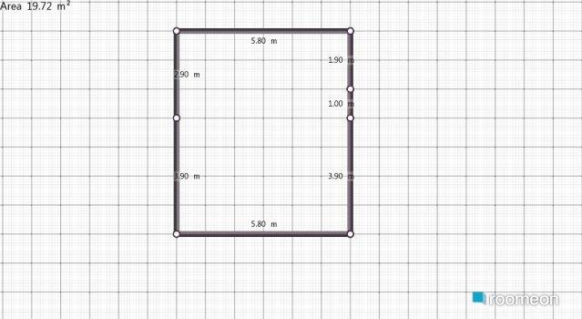 Raumgestaltung Casa Completa  in der Kategorie Büro