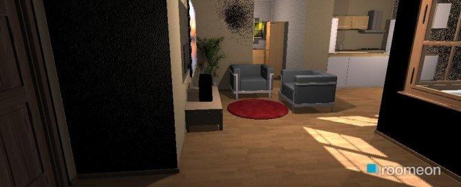 Raumgestaltung casa rosy in der Kategorie Büro