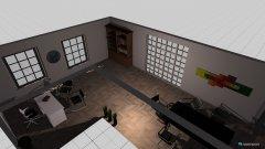 Raumgestaltung chefbüro in der Kategorie Büro
