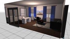Raumgestaltung Colleen in der Kategorie Büro