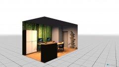 Raumgestaltung Computerruimte in der Kategorie Büro