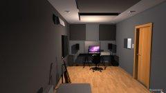 Raumgestaltung control room in der Kategorie Büro