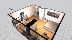 Raumgestaltung Cooles Zimmer in der Kategorie Büro
