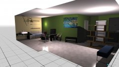 Raumgestaltung De Leon Family Clinic 2 in der Kategorie Büro