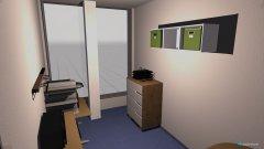 Raumgestaltung Druckerraum in der Kategorie Büro