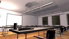 Raumgestaltung EG Konferenz 1 in der Kategorie Büro
