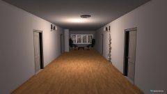 Raumgestaltung Eingangsbereich in der Kategorie Büro