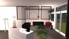 Raumgestaltung Empfang Burgdorf in der Kategorie Büro