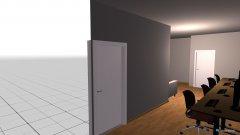 Raumgestaltung Entwickler-Büro ohne Zwischenwand in der Kategorie Büro