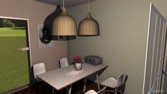 Raumgestaltung Ersterraum Nachhilfe  in der Kategorie Büro