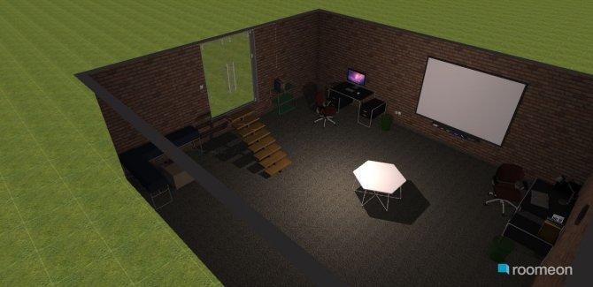Raumgestaltung Escritorio I in der Kategorie Büro