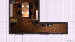 Raumgestaltung Esszimmer in der Kategorie Büro