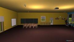 Raumgestaltung Examensarbeit Musikraum in der Kategorie Büro