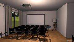Raumgestaltung Fahrschule2 in der Kategorie Büro