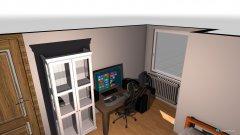 Raumgestaltung fertig in der Kategorie Büro