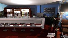 Raumgestaltung Flughafen in der Kategorie Büro