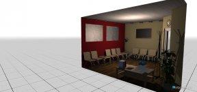 Raumgestaltung Fröhlich-WZ in der Kategorie Büro