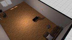 Raumgestaltung gamer zimmer in der Kategorie Büro