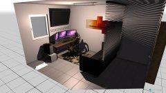 Raumgestaltung gaming room v3 in der Kategorie Büro