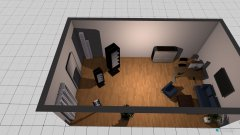 Raumgestaltung GENERALI-Airport-Service in der Kategorie Büro