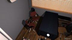 Raumgestaltung geris office in der Kategorie Büro