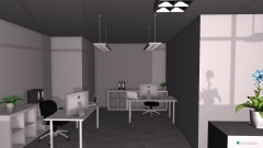 Raumgestaltung GoBali Büro in der Kategorie Büro