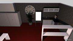 Raumgestaltung Großraum in der Kategorie Büro