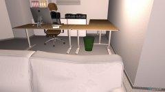 Raumgestaltung Grundriss3 in der Kategorie Büro