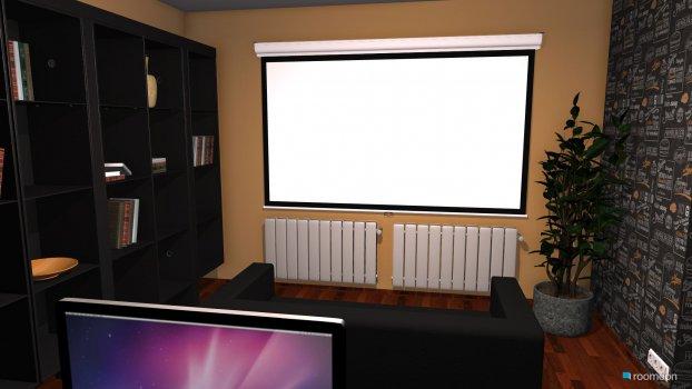 Raumgestaltung Grundrissvorlage Büro  in der Kategorie Büro
