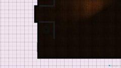 Raumgestaltung Grundrissvorlage Erker in der Kategorie Büro