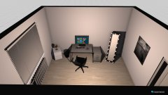 Raumgestaltung Haus 2 in der Kategorie Büro