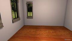Raumgestaltung Hinteres Zimmer in der Kategorie Büro