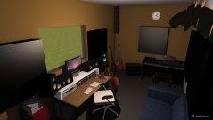 Raumgestaltung homestudio1 in der Kategorie Büro